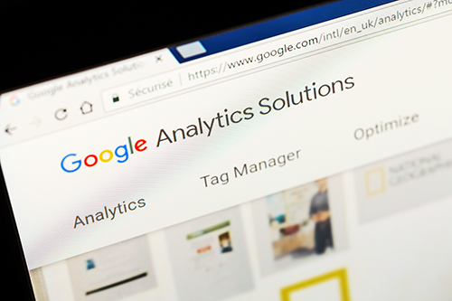 Google Analytics at Search Integrations