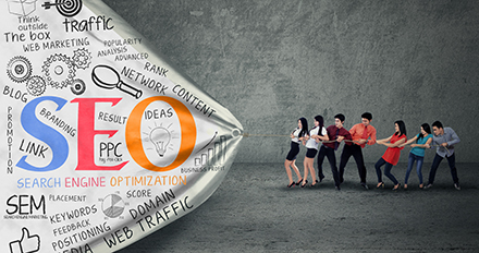 Search Engine Optimization SEO at Search Integrations