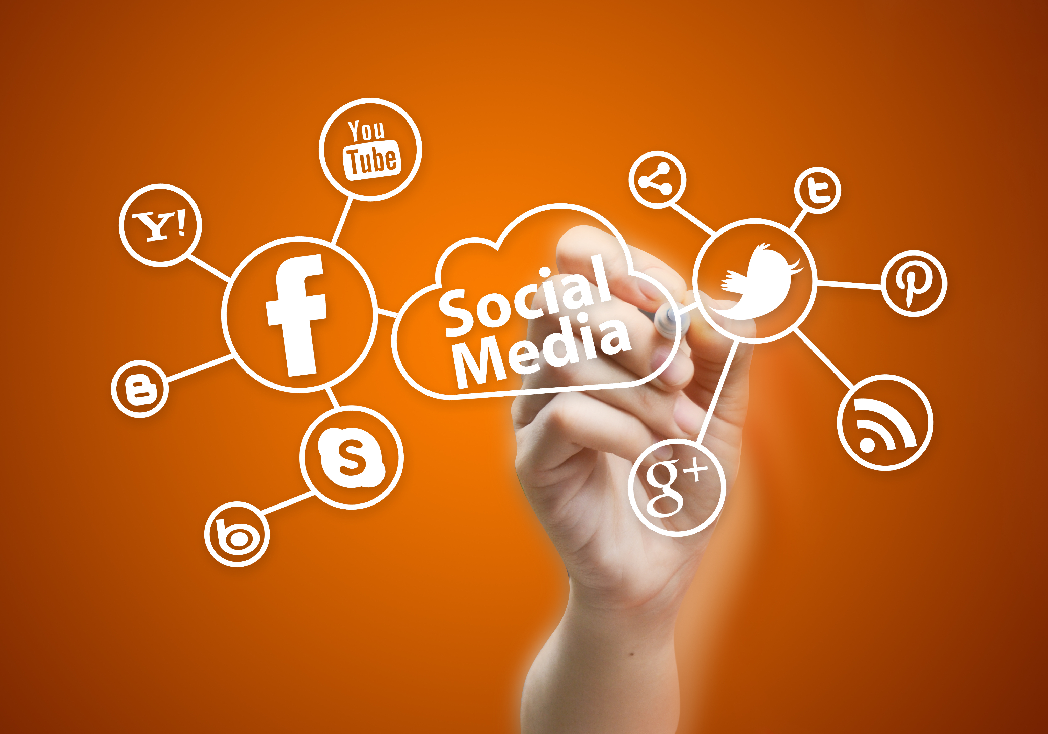 Social Media Marketing (SMM) at Search Integrations